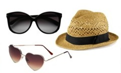 summer heat - accessories