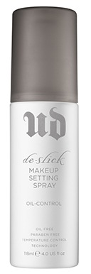 Urban Decay Oil Control De-Slick Setting Spray