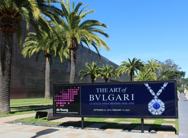 Bvlgari exhibit