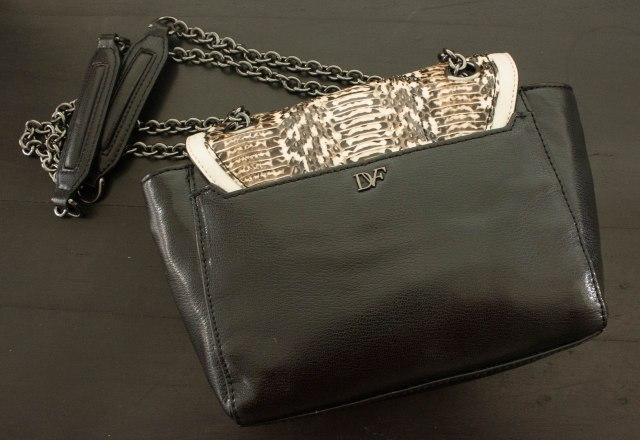 Diane Von Furstenberg purse 1