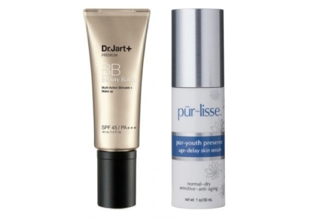 dr.jart+ and pur-lisse