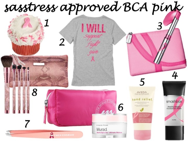 sasstress approved BCA pink