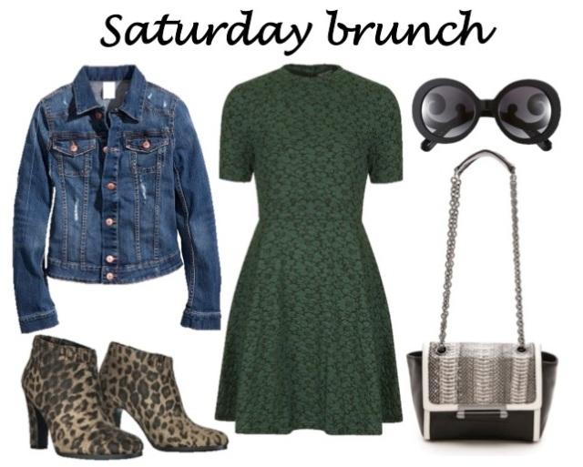 weekend essentials for Saturday brunch