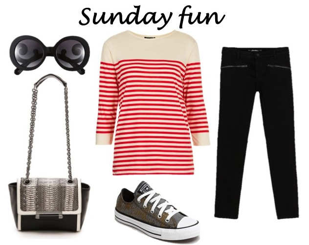 weekend essentials for Sunday fun