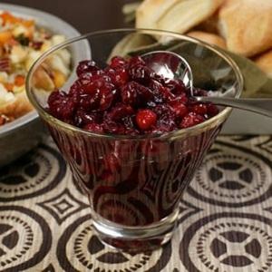 cosmpolitan cranberry sauce