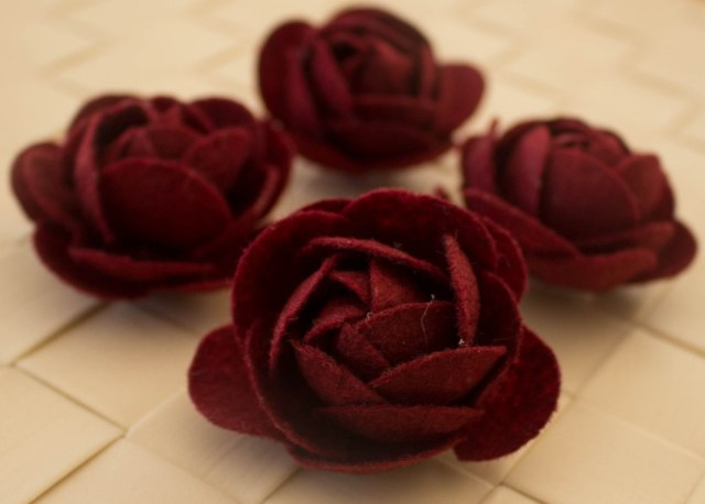 DIY rose hairband-1