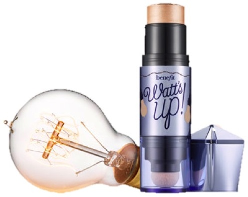 take your looking from day to night with Benefit's Watt's Up