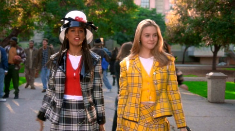 the difference between plaid and flannel , Clueless plaid