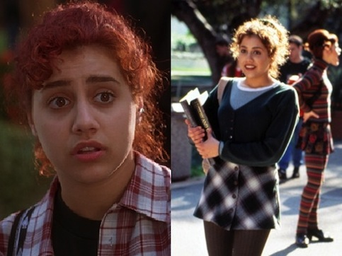 the difference between plaid and flannel - Tai from Clueless