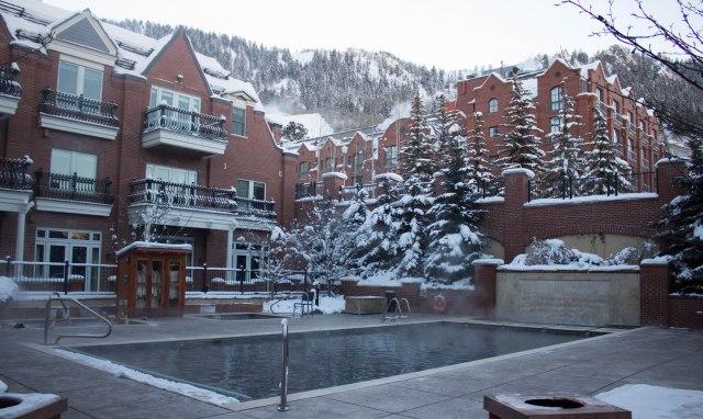 Hyatt Grand Aspen pool