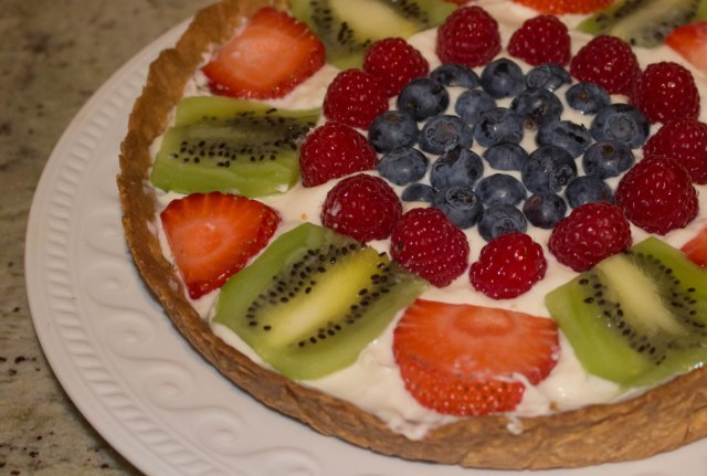 french fruit tart recipe