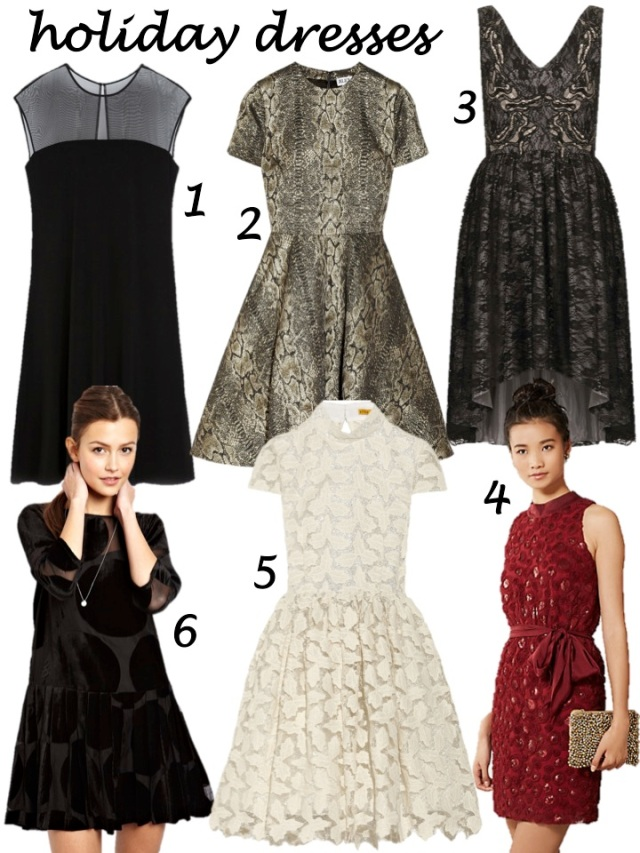 holiday dresses by beauty and sass