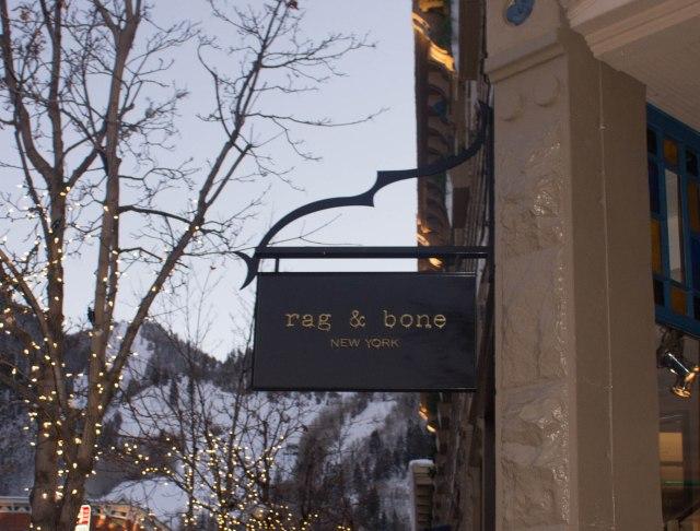 rag & bone aspen