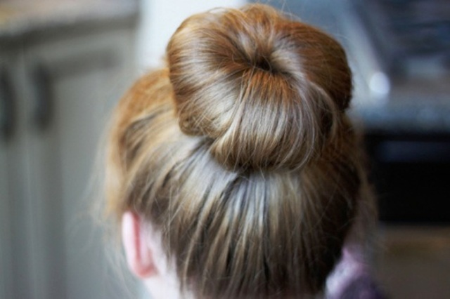 trends that need to go away in 2014 - the sock bun