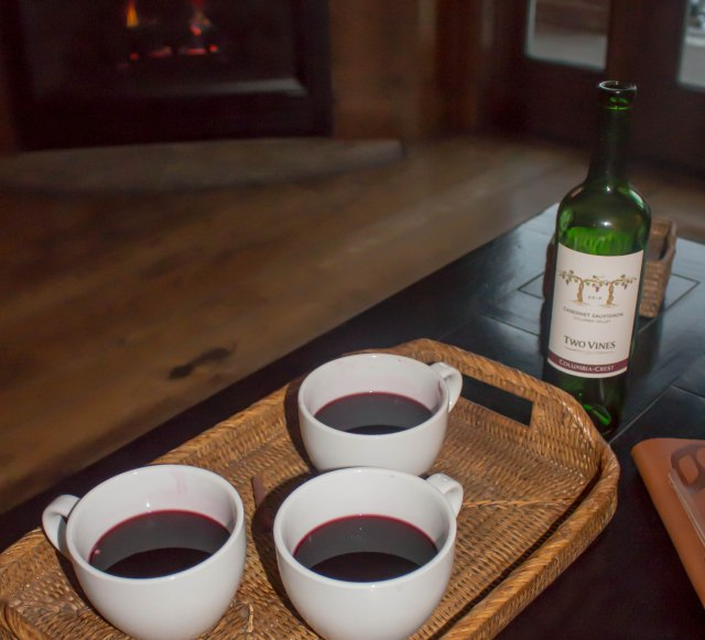 vin chaud (mulled wine)