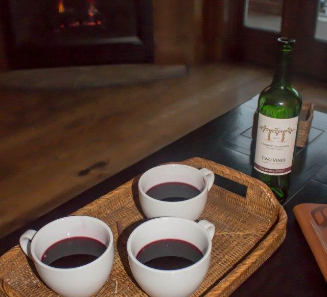 vin chaud (mulled wine)