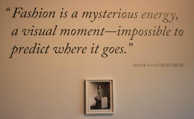 Diane Von Furstenberg wrap dress 40 year anniversary in LA