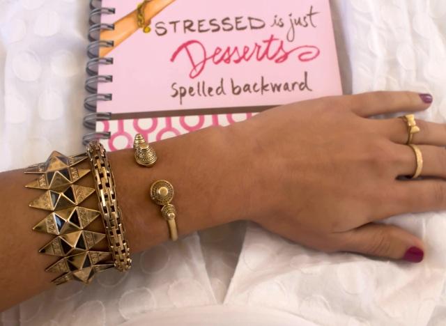 practical bracelet stacking