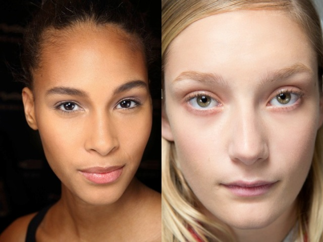 Fall 2014 beauty trends - minimalist rose via beauty and sass