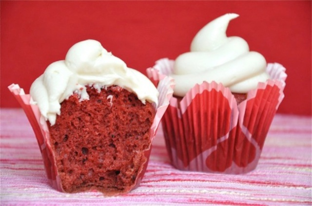 vegan red velvet cupcake recipe