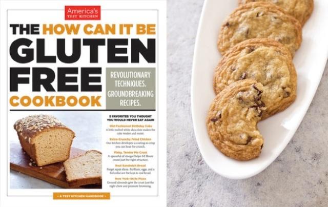 america's test kitchen gluten free cookbook