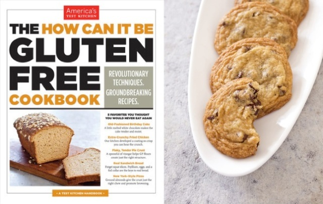 america's test kitchen gluten free cookbook
